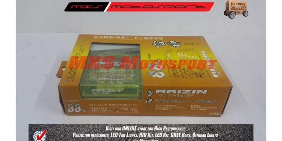 MXS2211 RAIZIN Volt Stabilizer