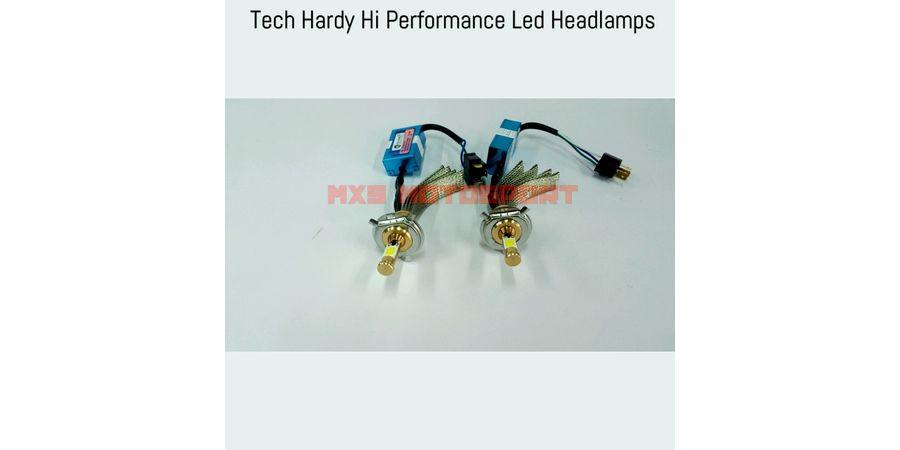 MXS739 LED Headlight Bulb Car White HIGH LOW Beam like HID Cree