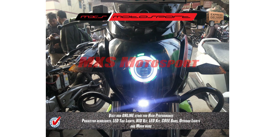 MXSHL185 Projector Headlight Yamaha FZ