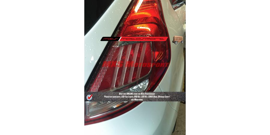MXSTL43 Led Tail Lights Ford Fiesta