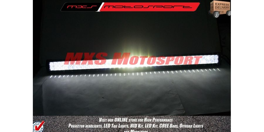 "MXSORL09 MXS Motosport High Performance 4D Cree LED Lamp 42"" Bar for Off road"