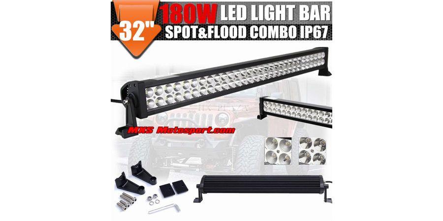 "MXSORL22 High Performance 32"" 180W CREE LED Light Bar Car, SUV"