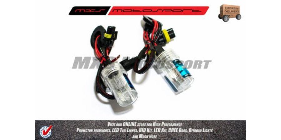 MXS1939 Tech Hardy Pair of H1 Xenon HID high Brightness Bulbs for 35W HID kit