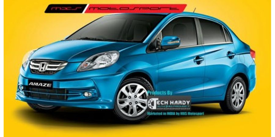 MXS- High end HID kit with true AC Blaster for Honda Amaze