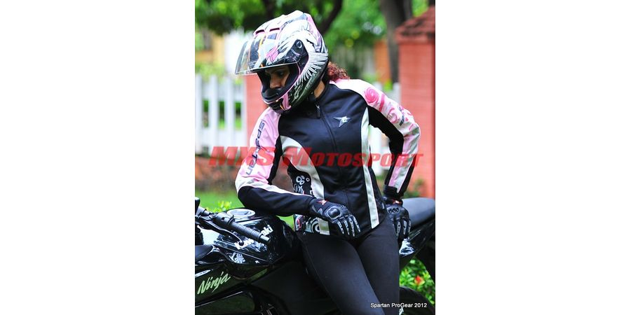 MXS1974 Aspida- Aphrodite Bike Riding Jacket
