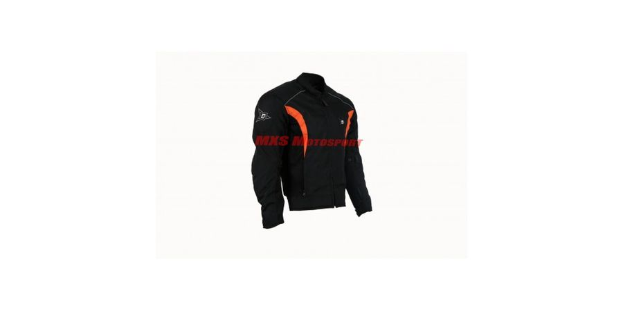 MXS1975 Aspida - Atlas Orange Riding Jacket By MXS Motosport