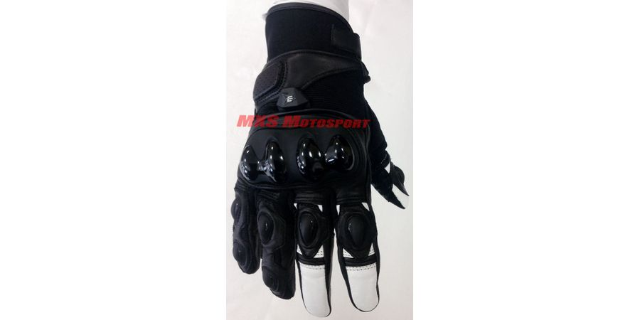 MXS1972 Aspida- Phaeton White Biking Gloves