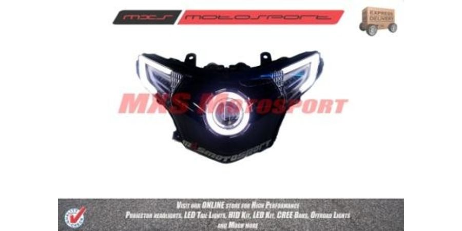 MXSHL141 Honda CBR250R Headlights Bi Xenon projector, HID & Day running light