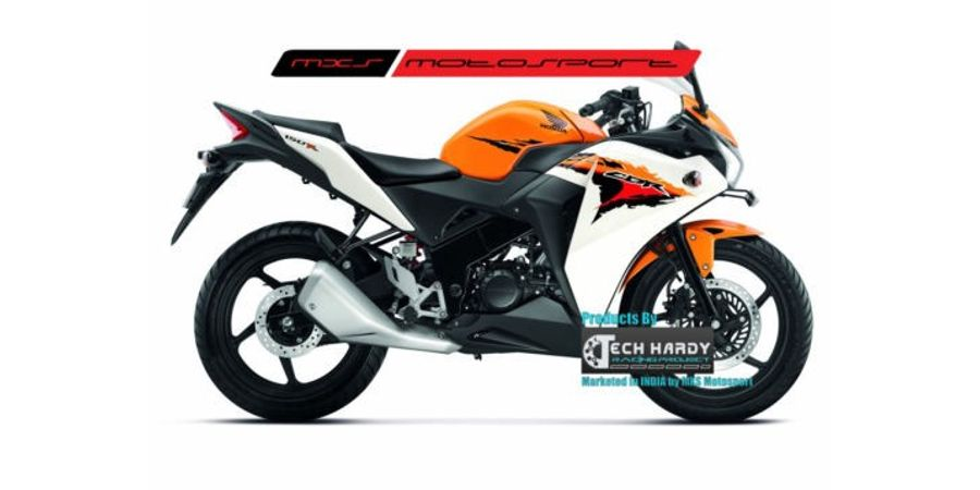 MXS- High end HID kit with true AC Blaster for Honda CBR150R