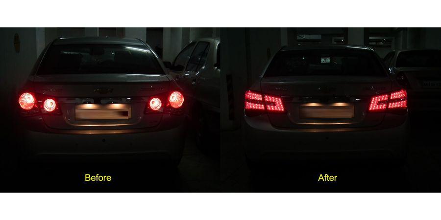 MXSTL33 LED Tail Light for Chevrolet Cruze Old Model