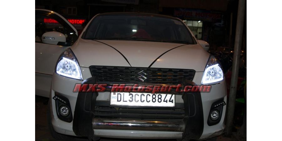 MXS2226 Audi Style Daytimes Headlights Maruti Suzuki Ertiga