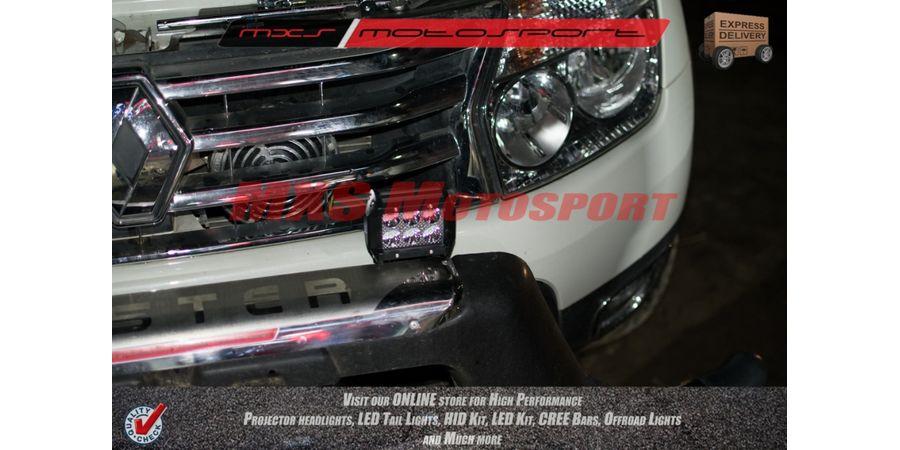 "MXSORL36 High Performance LED cree Bar 4"" Renault Duster"