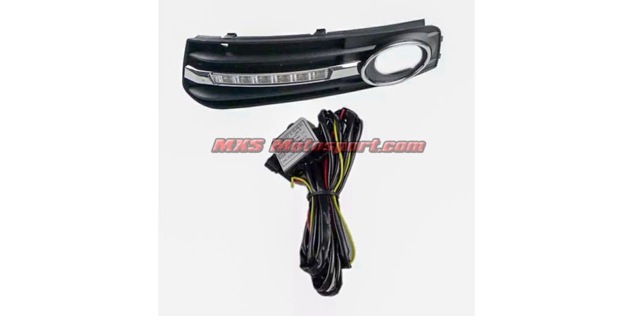 MXS2355 LED Fog Lamps Day Time Running Light Audi A4