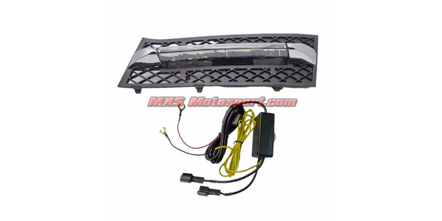 MXS2357 LED Fog Lamps Day Time Running Light BMW 5 Series F10