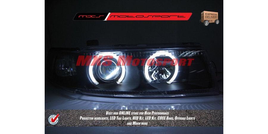 MXSHL88 Dual Angel Eye Headlight Mitsubishi LANCER