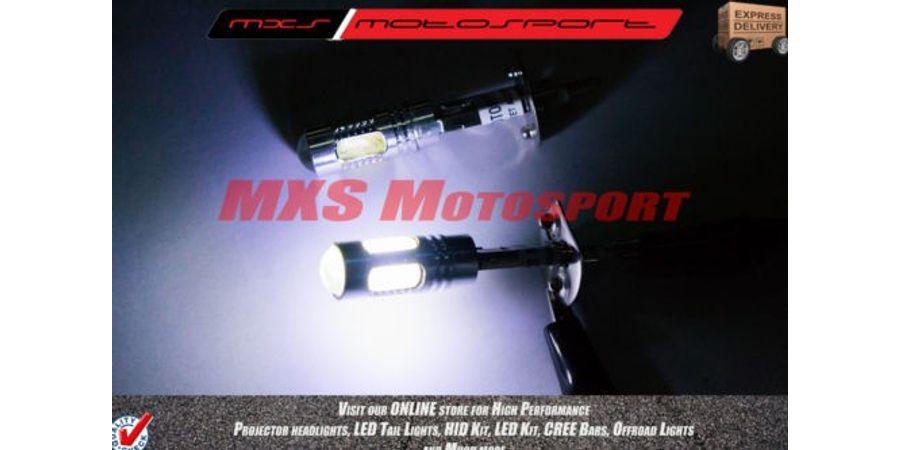 MXS2187 White H1 LED fog lamps HID Type Headlamp Bulb For Cars (Pair)