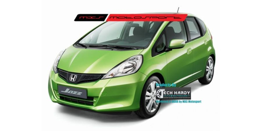 MXS- High end HID kit with true AC Blaster for Honda Jazz