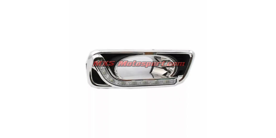 MXS2343 LED Fog Lamps Day Time running Light Honda City 2012-2013