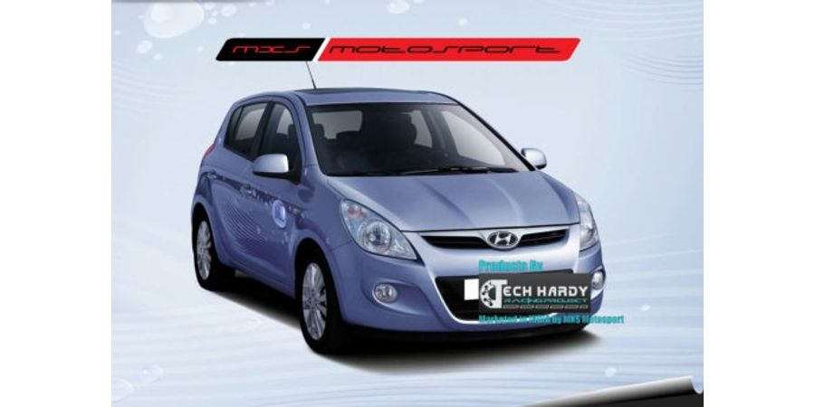 MXS- High end HID kit with true AC Blaster for Hyundai i20