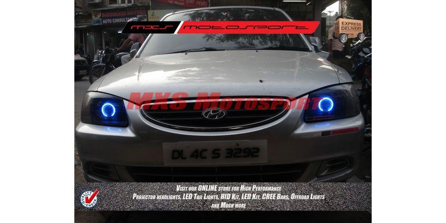 MXSHL84 Projector Headlights Hyundai Accent