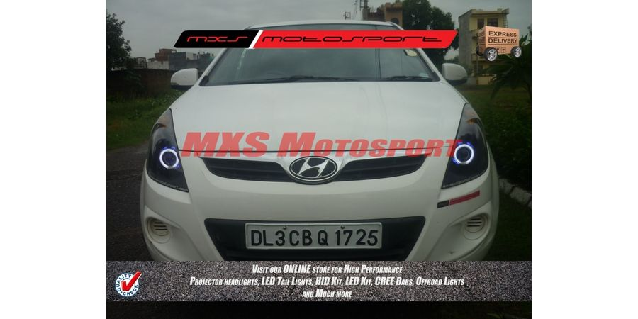 MXSHL86  Next Generation Projector Headlights Hyundai i20