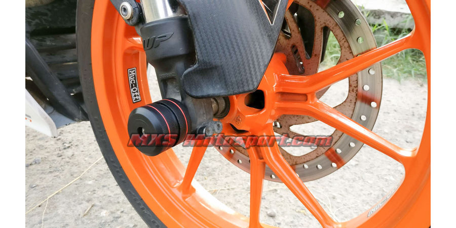 MXS2418 Front Fork Protector KTM Duke 200/390 - RC 200/RC 390