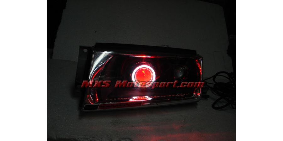 MXSHL406 Projector Headlights Skoda Rider