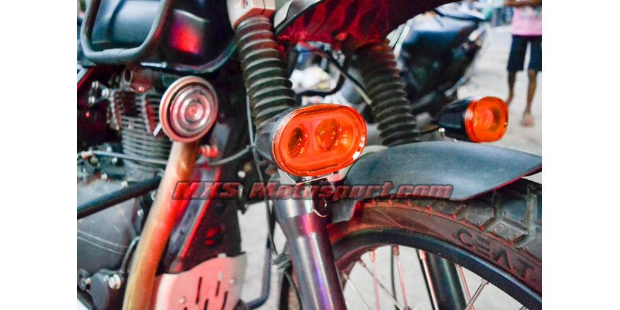 MXSORL124 Cree Led 4D Off Road Lights Royal Enfield Himalayan