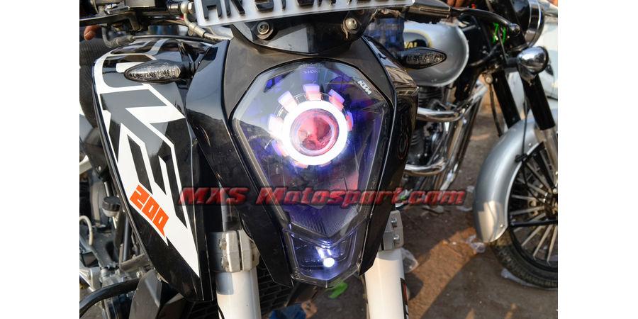MXSHL418 Projector Headlight KTM Duke 390 & 200