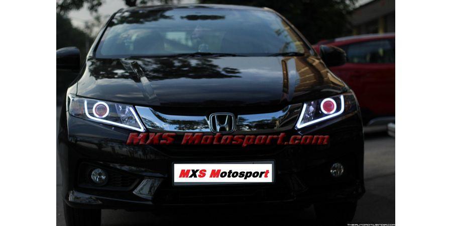 MXSHL408 Projector Headlights Honda City ivtec