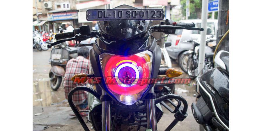 MXSHL224 Projector Headlight Yamaha FZ