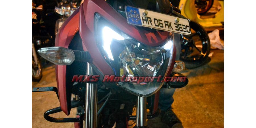 MXS2404 High Performance Heatsink Cree LED Headlamp TVS Apache RTR 200