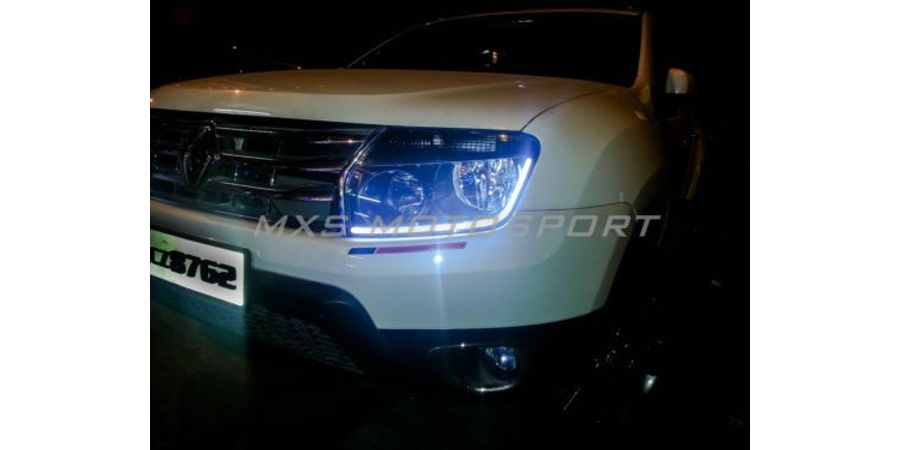 MXSHL47  Projector Headlights Day running light Renault Duster