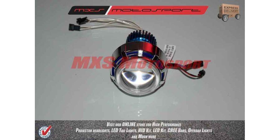 Hero Motocorp HF DELUXE Robotic XFR CREE Projector Headlamps