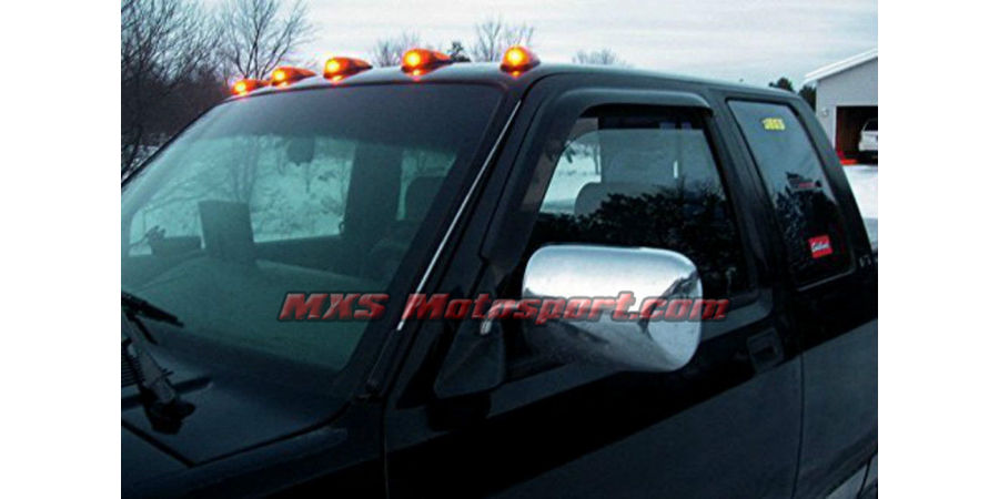 MXS1887 Hummer Style LED Roof Lights Day time Light Mahindra Thar Jeep