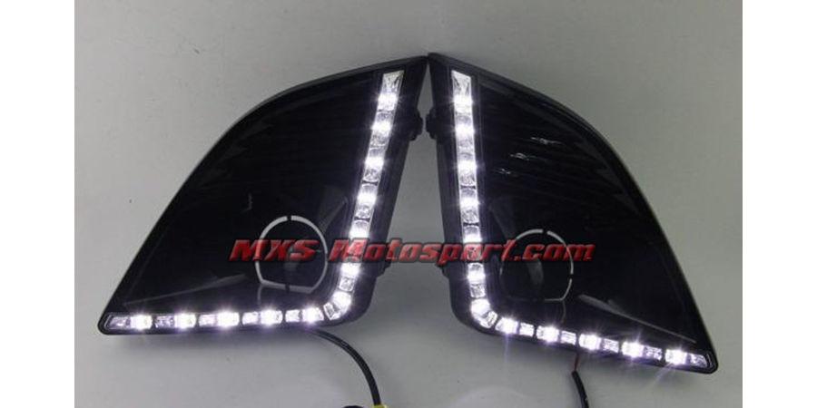 MXS2199 LED Day Time Running Light Fog Lamps for Chevrolet Cruze 2014-2016