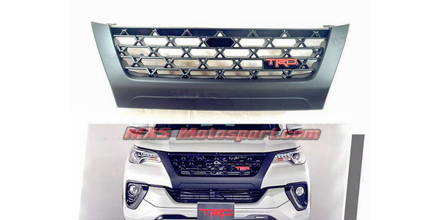 MXS2519 Raptor Style Front Grill Toyota Fortuner  2017