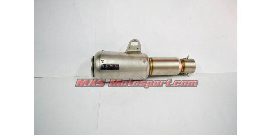 MXS2408 Tech Hardy Titanium Stage - 1 Racing  Exhaust muffler silencer Motorcycle