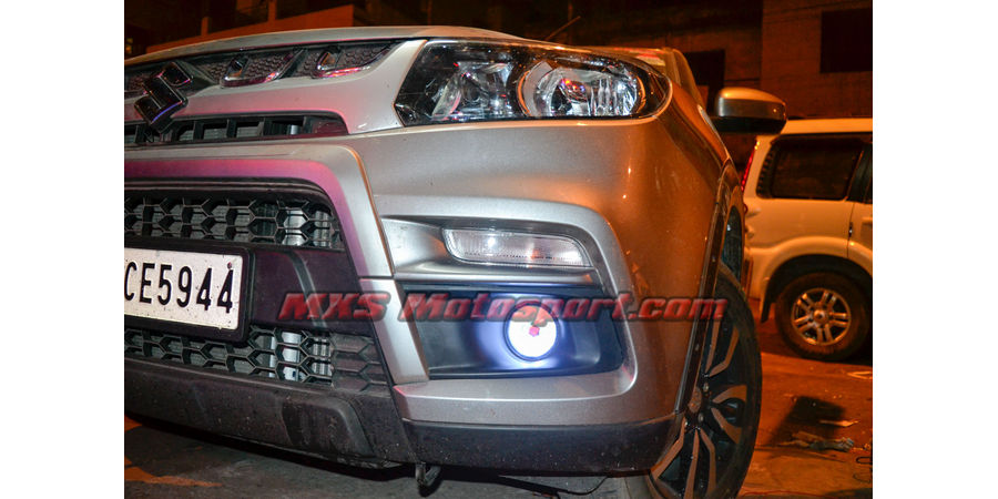 MXS2410 LED Fog Lamps Day Time running Lights Maruti Vitara Brezza