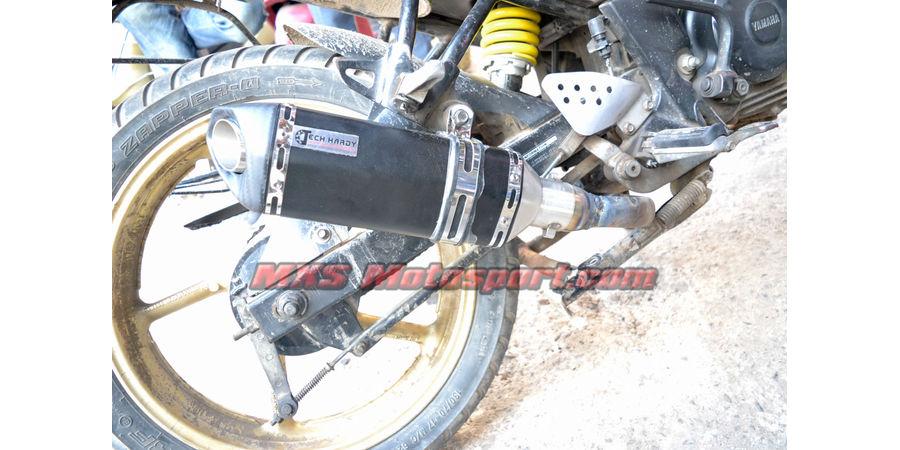 MXS2457 Tech Hardy Carbon  Stage 1 Racing Exhaust Yamaha FZ 16
