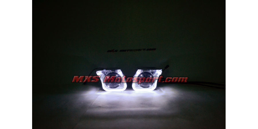 MXS2481  Daymaker Projector Headlight Car HID BI-XENON CREE LED Halo Ring