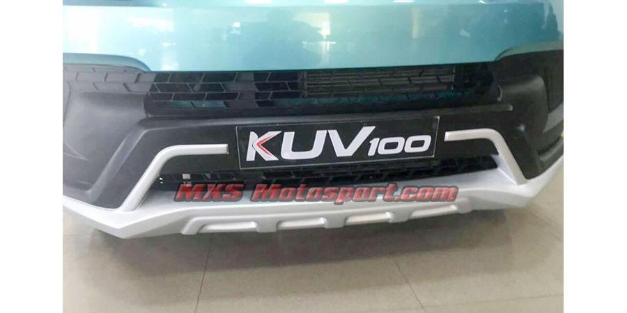 MXS2490 Front and Rear Diffuser Mahindra KUV100