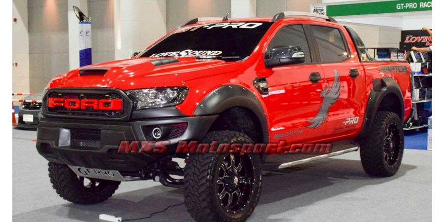 MXS2500 Raptor Style Front Led  Grill Ford Endeavour Everest 2016-2017