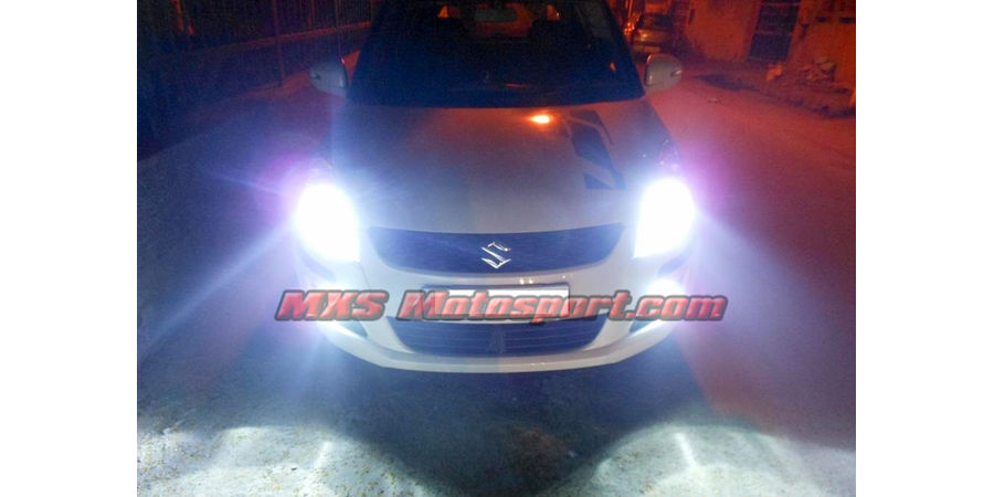 MXS2505 Maruti Suzuki Swift Beam XENON HID KIT with 6 Months* Warranty
