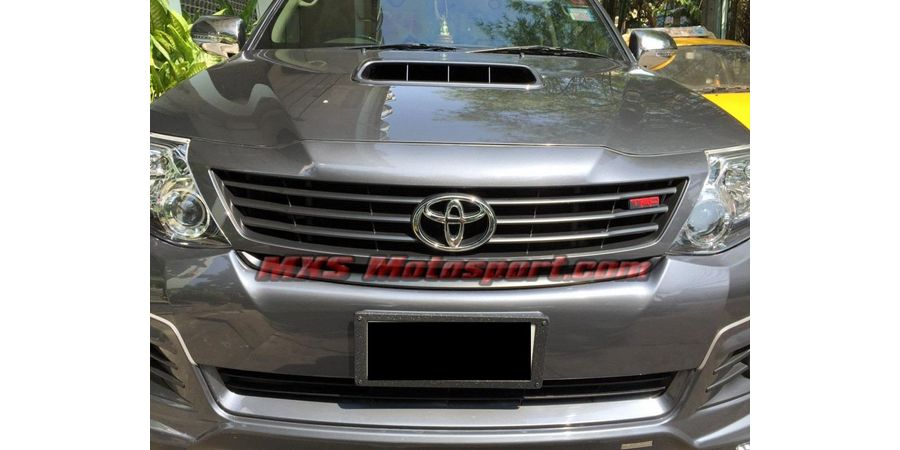 MXS2508 FRONT GRILL TRD STYLE FOR TOYOTA FORTUNER SUV 2003-2014