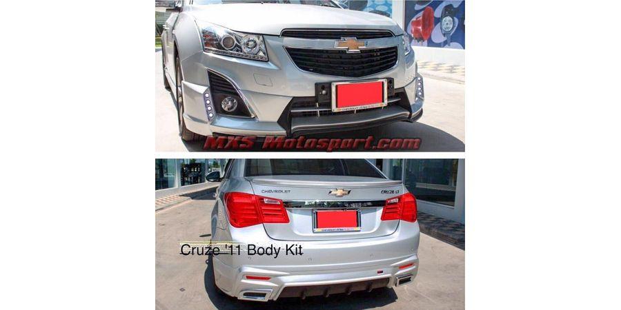 MXS2524 Sports Body Kit Chevrolet Cruze 2011+