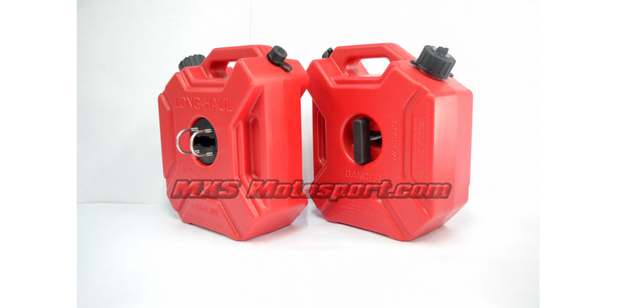 MXS2542 Jerry Cans 5Ltr x 2 For Motor Bike