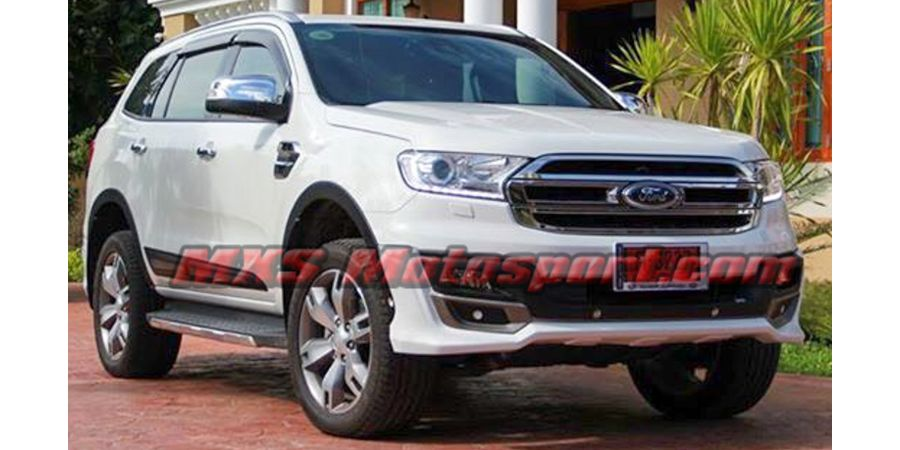 MXS2546 Ford Endeavour Everest Body Kit Stage  2