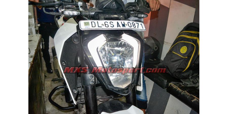 MXS2547 KTM Duke 250 Heatsink Cree LED Headlamp