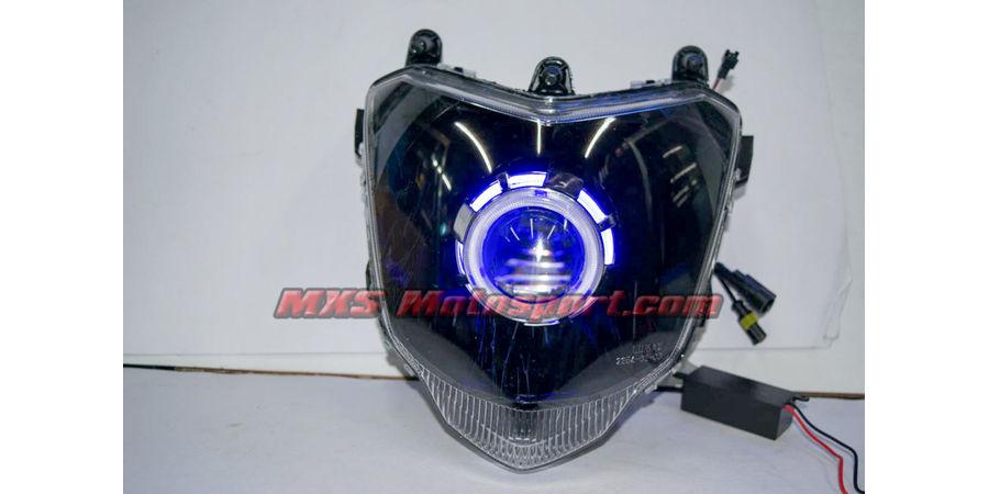 MXSHL132 Robotic Eye projector Headlight Yamaha Fz & Fzs